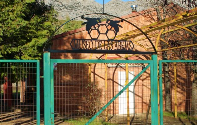 Puerta de acceso exterior